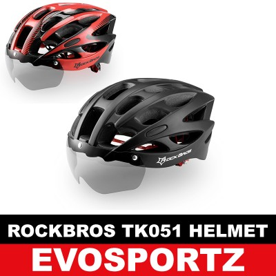 RockBros TK051 Bicycle Helmet