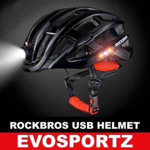 RockBros ZN1001 USB Helmet