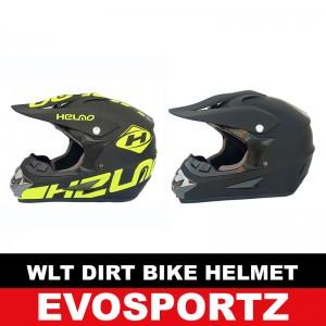 WLT Dirt Bike Helmet