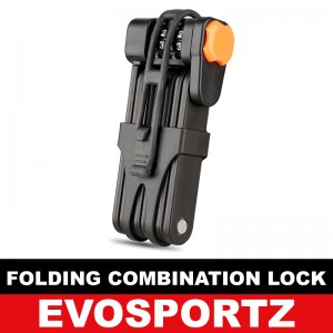 Bicycle Folding Combination Lock