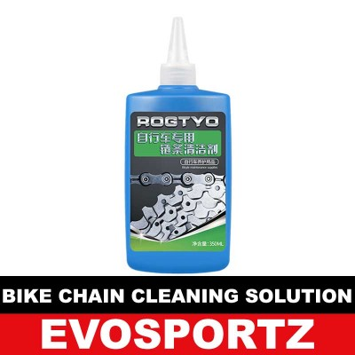 Bicycle Chain Cleaning Solution