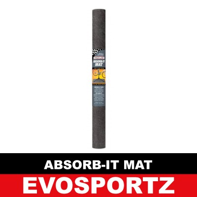 Finish Line Absorb-It Mat
