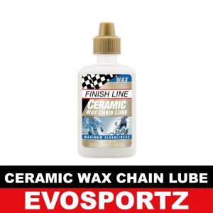 Finish Line Ceramic Wax Chain Lube