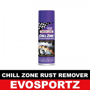 Finish Line Chill Zone Rust Remover