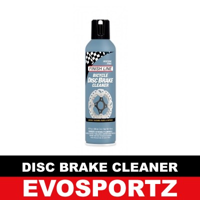 Finish Line Bicycle Disc Brake Cleaner