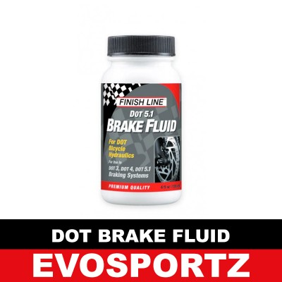 Finish Line DOT Brake Fluid