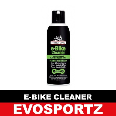Finish Line e-Bike Cleaner