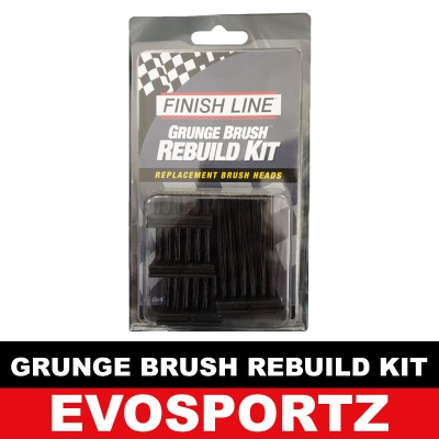 Finish Line Grunge Brush Rebuild Kit