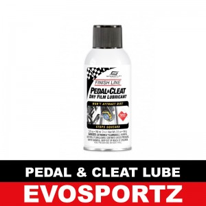 Finish Line Pedal & Cleat Lubricant