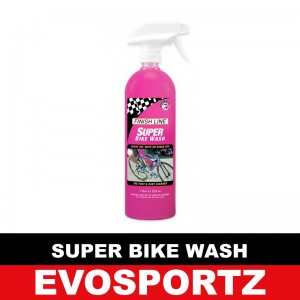 Finish Line Super Bike Wash