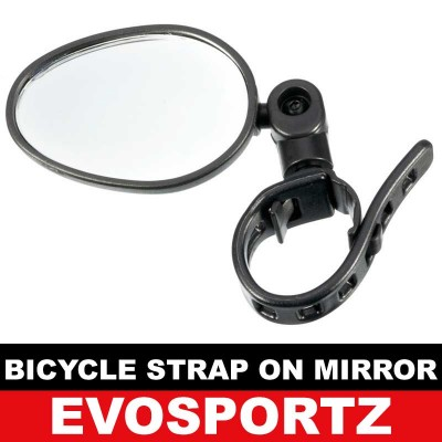 Bicycle Strap On Mirror