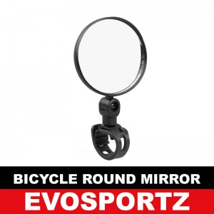 Bicycle Round Mirror