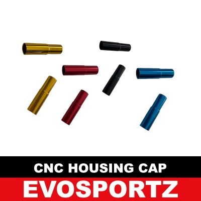 CNC Housing End Cap