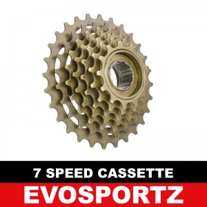 Bicycle Cassette (7 Speed)