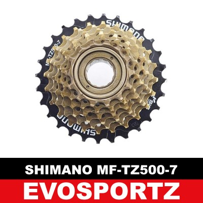 Shimano MF-TZ500 7 Speed Freewheel
