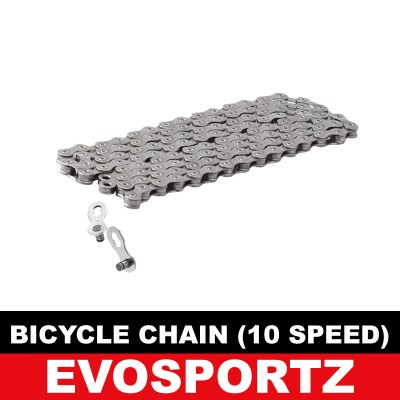 EvoSportz Bicycle Chain (10 Speed)
