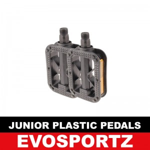 Junior Bicycle Plastic Pedals