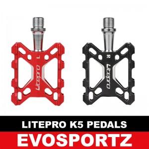 Litepro K5 Pedals
