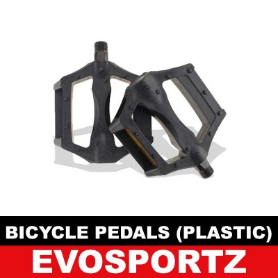 Bicycle Pedals (Plastic)