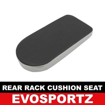 Rear Rack Cushion Seat (Black)