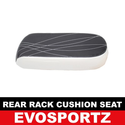 Rear Rack Cushion Seat (X-Thick)