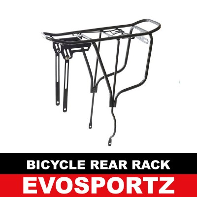 EvoSportz Solid Rear Rack
