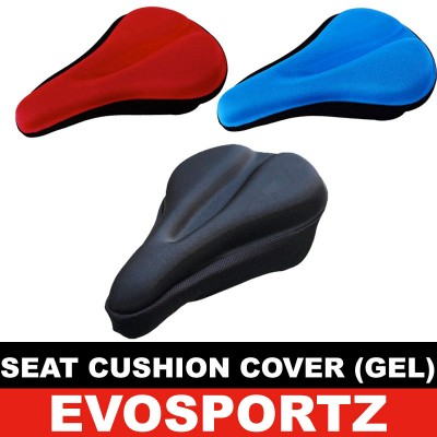 Bicycle Seat Cushion Cover (Gel)