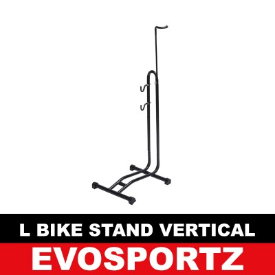 L Bike Stand - Vertical