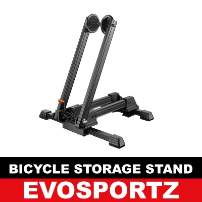 Bicycle Compact Storage Stand