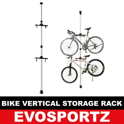 Bicycle Vertical Storage Rack