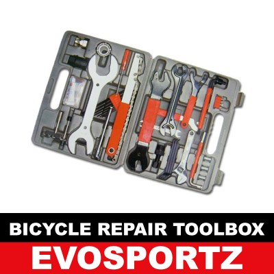 Bicycle Repair Toolbox