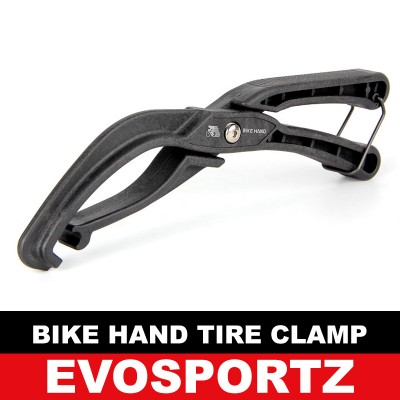 Bike Hand Tire Clamp
