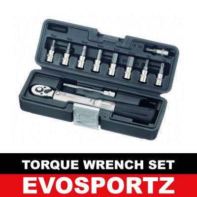 Bike Hand Torque Wrench Set YC-617-2S