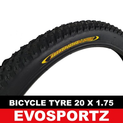 Bicycle Tyre (20 x 1.75)