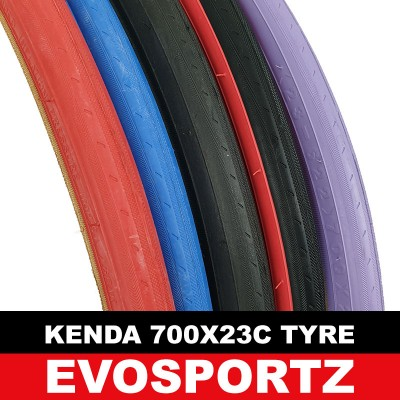 Kenda Bicycle Tyre (700 x 23C)