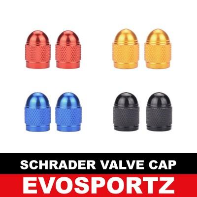 Schrader Valve Cap (2x)
