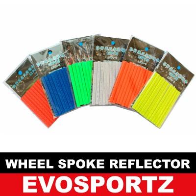 Bicycle Wheel Spoke Reflector