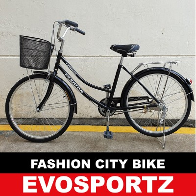 Fashion City Bike (Black)