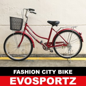 Fashion City Bike (Red)