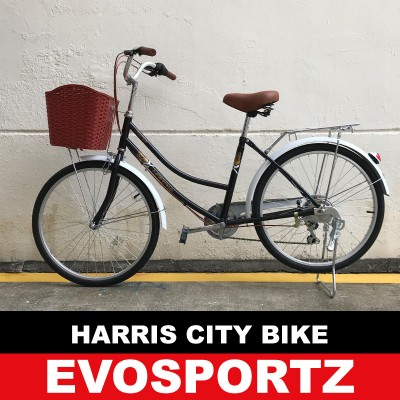 Harris City Bike HY2406 (Black)