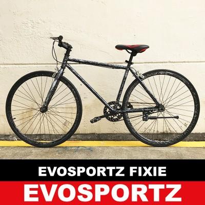 EvoSportz Fixie 7023S (Black)