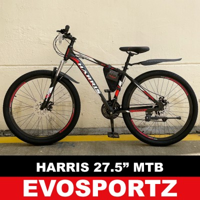 Harris 27.5 Mountain Bike N2724 (Red)