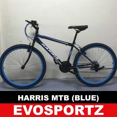 Harris Mountain Bike 2626 (Black-Blue)