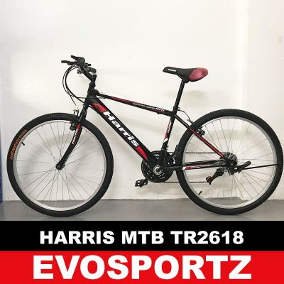 Harris Mountain Bike TR2618 (Black)
