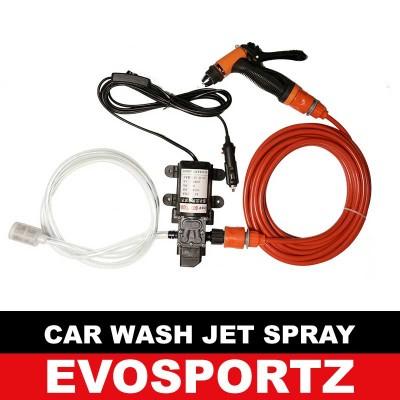 Car Wash Jet Spray