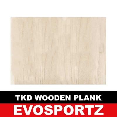 Taekwondo Wooden Plank