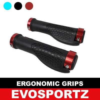 EvoSportz Ergonomic Handlebar Grips
