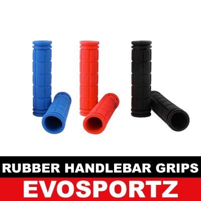 Rubber Handlebar Grips