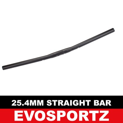 FMF Bicycle Handlebar 25.4mm (Straight)