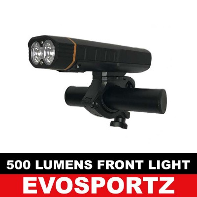 500 Lumens USB Front Light